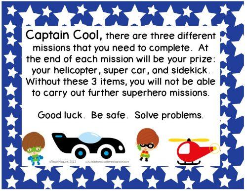 Captain Cool Mission