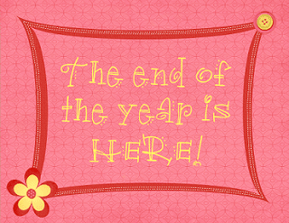 The end of the year is HERE!