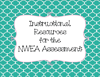NWEA Resources and some Goodies