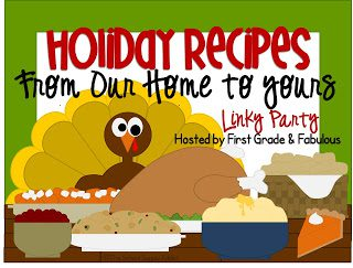 Thanksgiving Ideas for Home and School