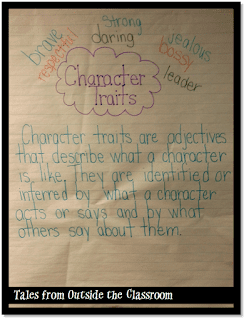 Character Traits and Cause & Effect
