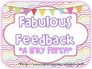 Fabulous Feedback