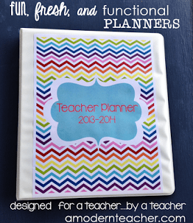 Teacher Planner Giveaway