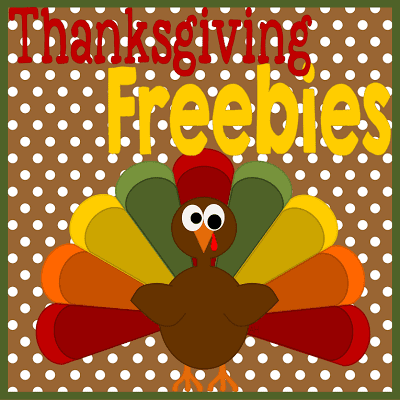 Thanksgiving Freebies Linky