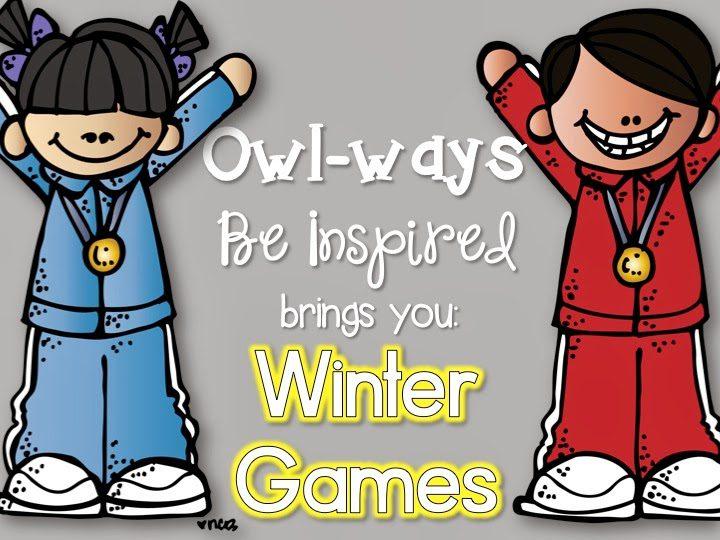 Winter Games Fractions