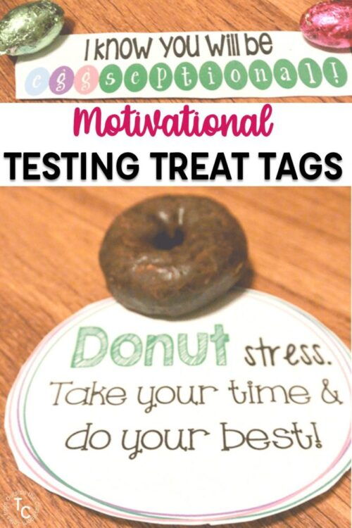Testing Treat Tags & Labels