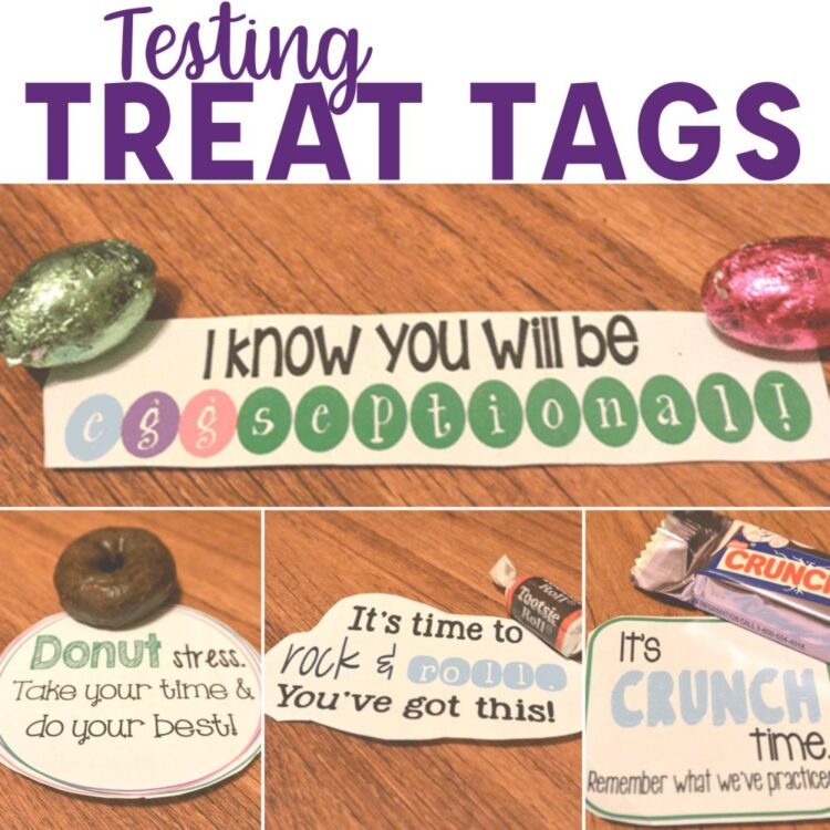 Testing Treat Tags cover