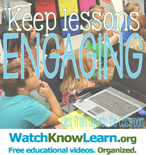A look at the website WatchKnowLearn