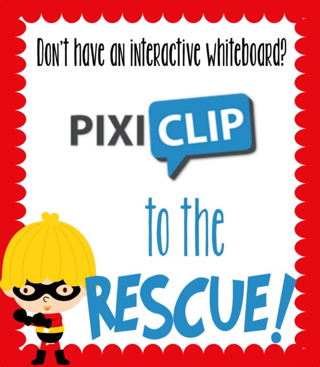 Wednesday Website: PixiClip