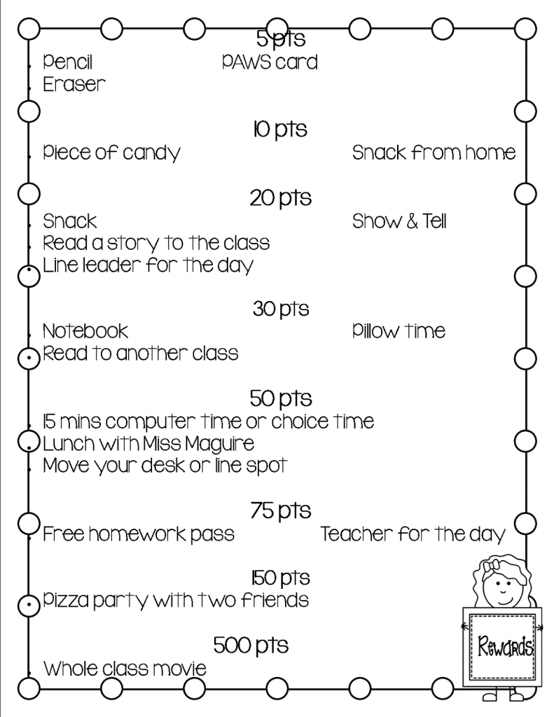 Classroom Reward Ideas High School ~ Using class dojo with a classroom economy system