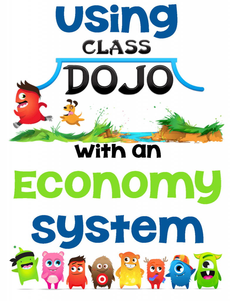 Use ClassDojo with a token economy system to help spice up your classroom management.