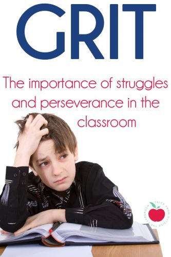 Grit and its relevance in the classroom
