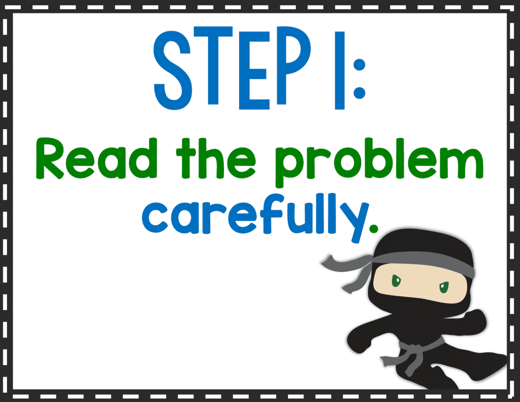 teaching students to be problem solving ninjas tales from kids
