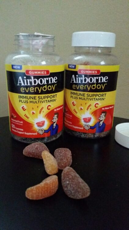 Airborne Everyday Giveaway