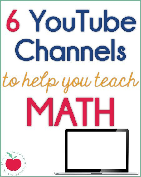 Math Youtube: 6 YouTube Channels To Help You Teach With Math Videos