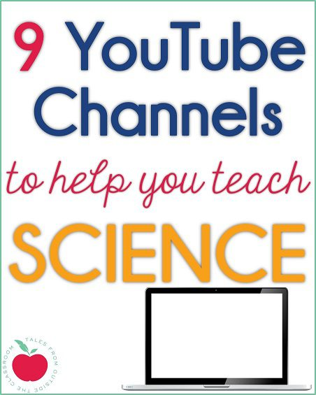 YouTube science channels
