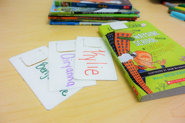 Personalized bookmarks and free books for students for summer
