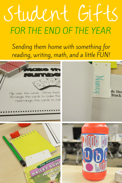 Affordable Student Gifts for the End of the Year