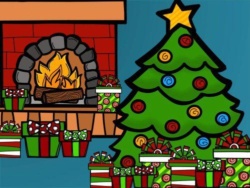 Christmas behavior reinforcement theme
