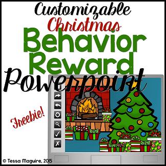 Whole class positive reinforcement behavior rewards system
