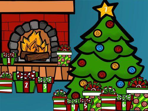 Christmas behavior reinforcement