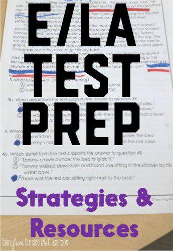 ELA Test Prep
