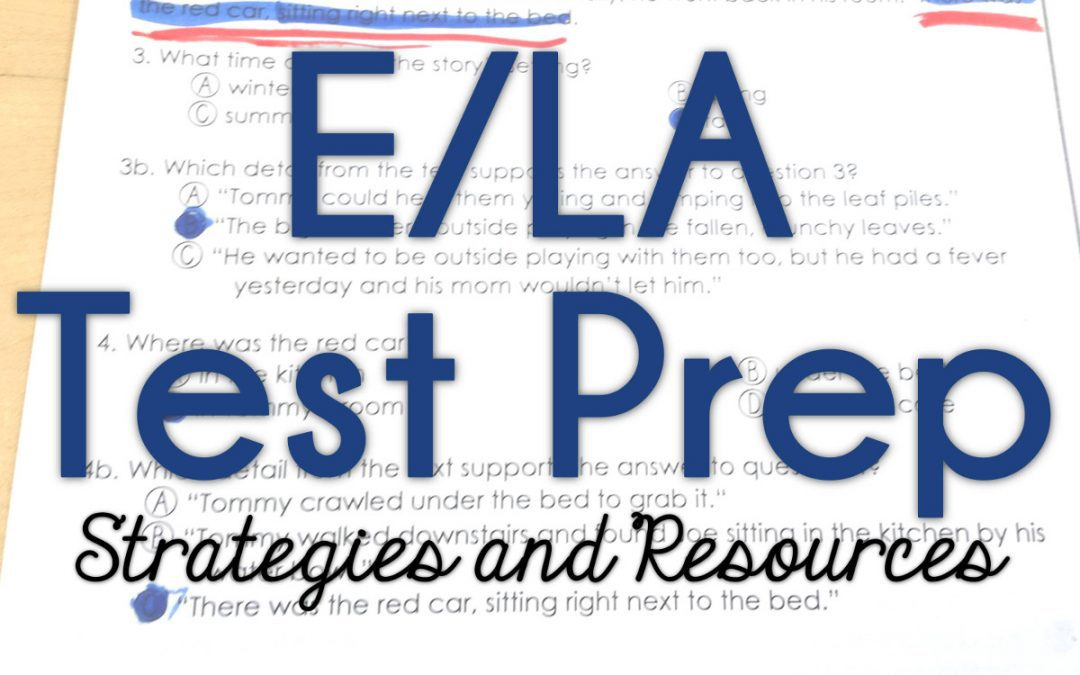 A Look at our ELA Test Prep