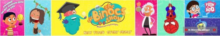 The Binons Show Peekaboo Kidz cover photo
