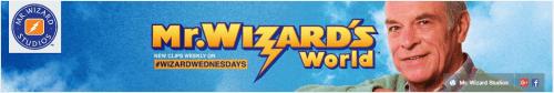 Mr. Wizard header