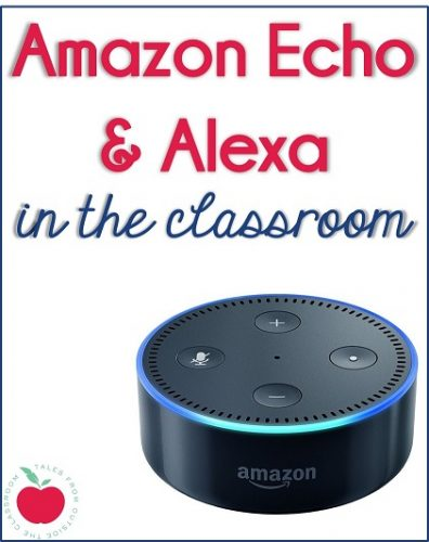 Alexa in the Classroom