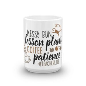 #teacherlife mug