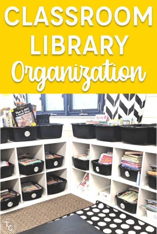Library organization image