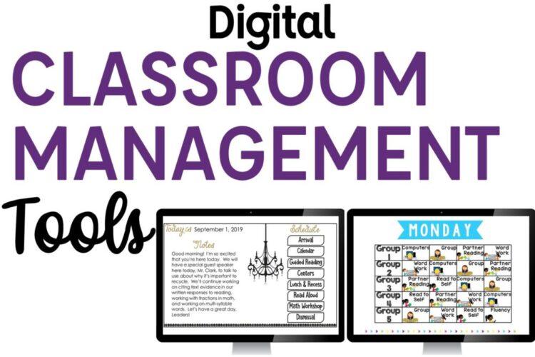 Digital Classroom Management Tools for teachers image