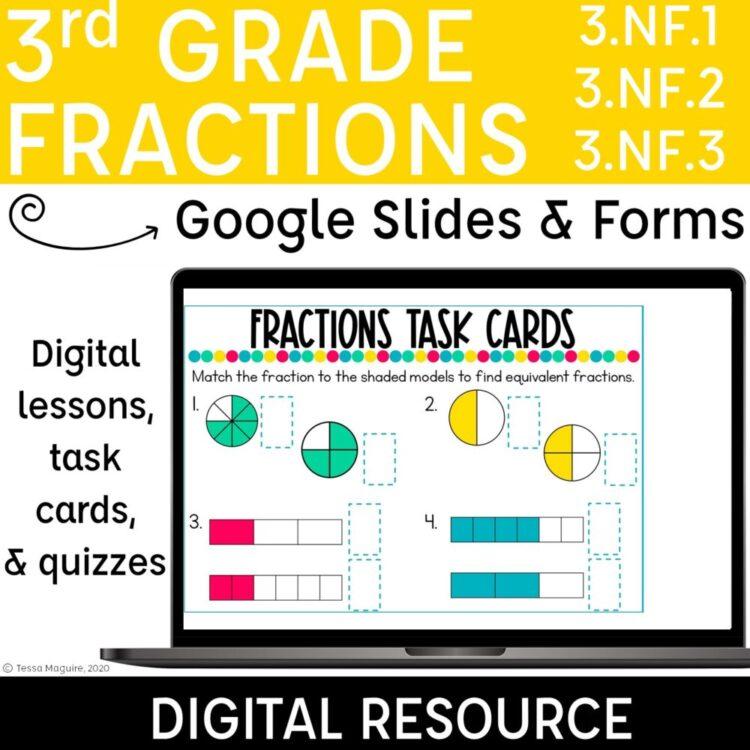 Fractions Digital Resources