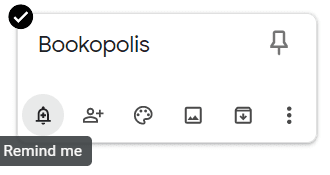 Google Keep location and time reminders